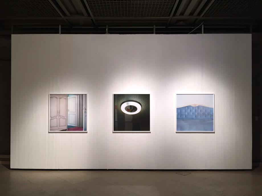 Installation view, Extrabal, Museum of Walloon Art, Liege, 2016